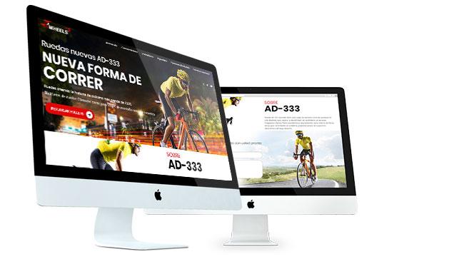 diseño de páginas web perú
